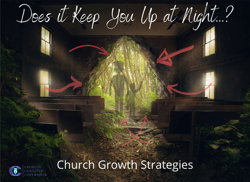 Church Growth Strategies by The Creative Christian Copywriter
