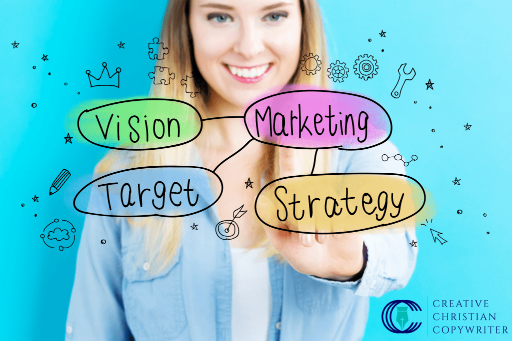 Your Perfect Christian Marketing Strategy by The Creative Christian Copywriter