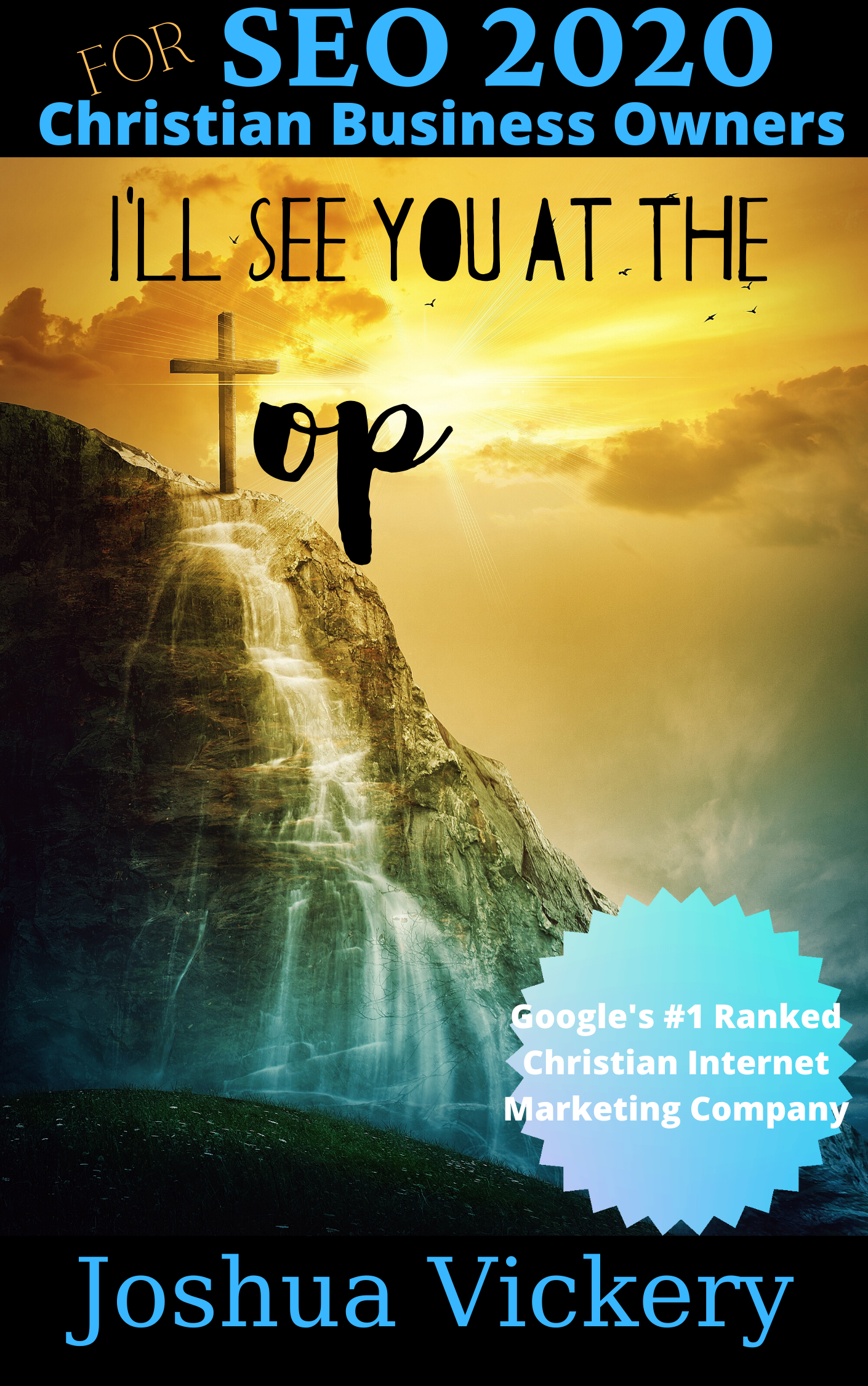 Christian SEO Book Soon to Launch