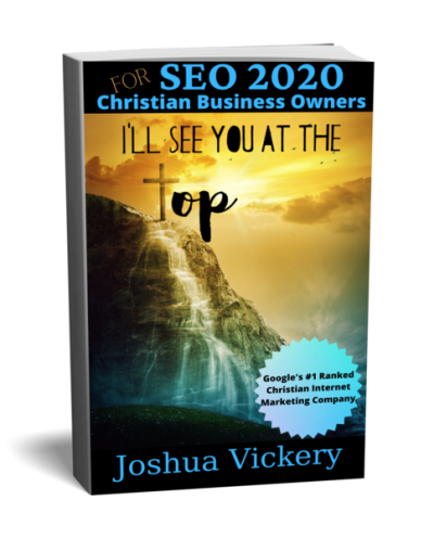 SEO 2020 Book for Christian Business Leaders