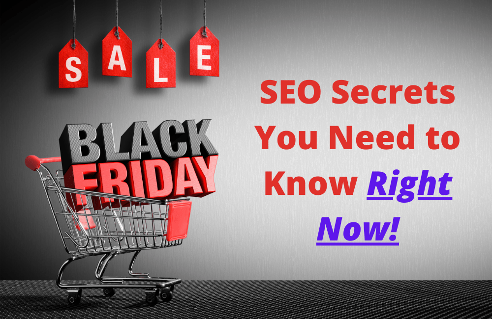 Black Friday SEO Tips and Services for Your Business