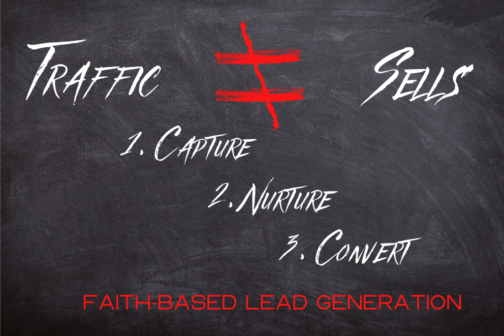 Learn From The Best in Faith-Based Lead Generation